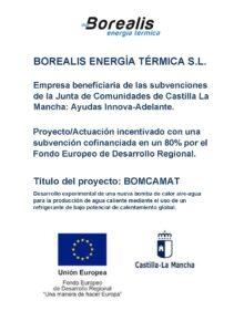 borealis-energia-termica-desarrollo-experimental